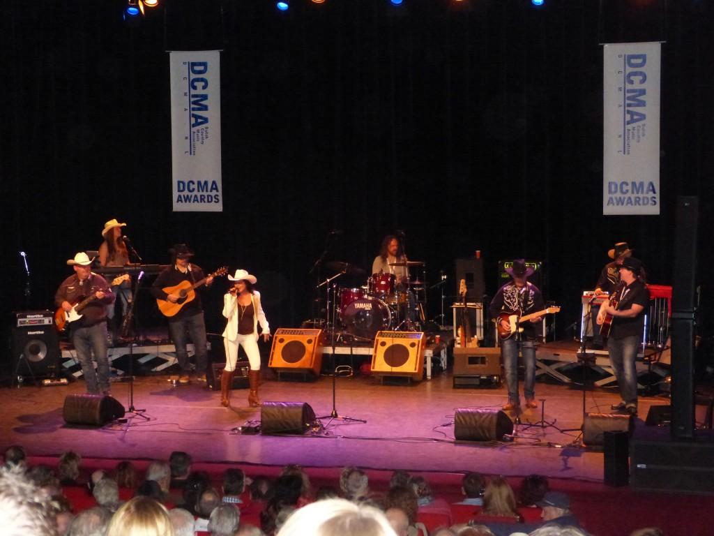Eervolle vermeldingen op het gala van de Dutch Country Music Association