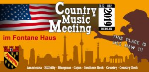 TCW - Country Music Meeting (2019) @ Fontane Haus | Berlin | Berlin | Germany