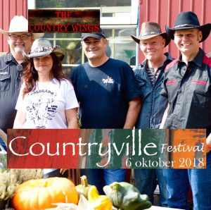 Countryville Festival @ Theater de Vijf Zinnen | Gorinchem | Zuid-Holland | Netherlands